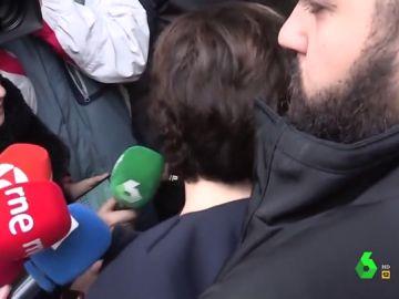 """La """"cobra política"""" de Sáenz de Santamaría a los periodistas"""