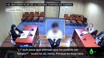 La hija de Ana Julia en su declaración ante el juez