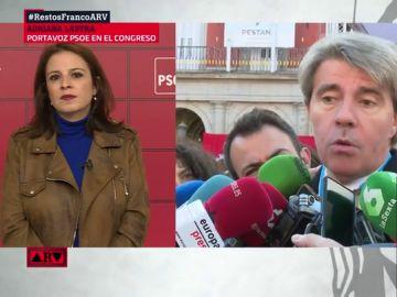 """Adriana Lastra: """"La Iglesia tiene la responsabilidad de impedir que la Almudena se convierta en un desfile fascista de exaltación a Franco"""""""