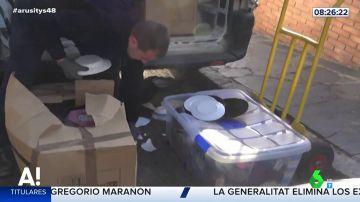 """El día de la """"desastrosa"""" mudanza de Isa Pantoja en Madrid"""