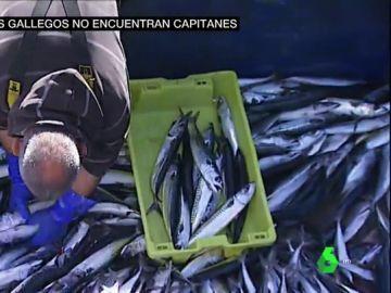 Pesqueros gallegos
