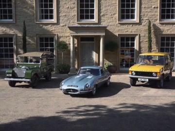 Programa 'Reborn' de vehículos Jaguar Land Rover