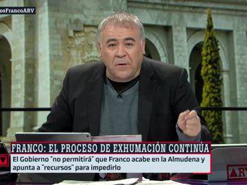 Antonio García Ferreras, presentador de Al Rojo Vivo