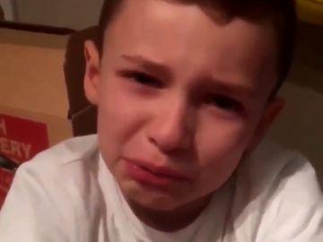 """Un niño de siete años relata el bullying que sufre a diario: """"quiero unirme a Dios"""""""