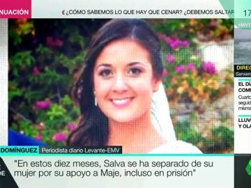 ¿Por qué Salva ha cambiado su versión e implica ahora a Maje en el crimen de Patraix? Hablamos con Teresa Domínguez