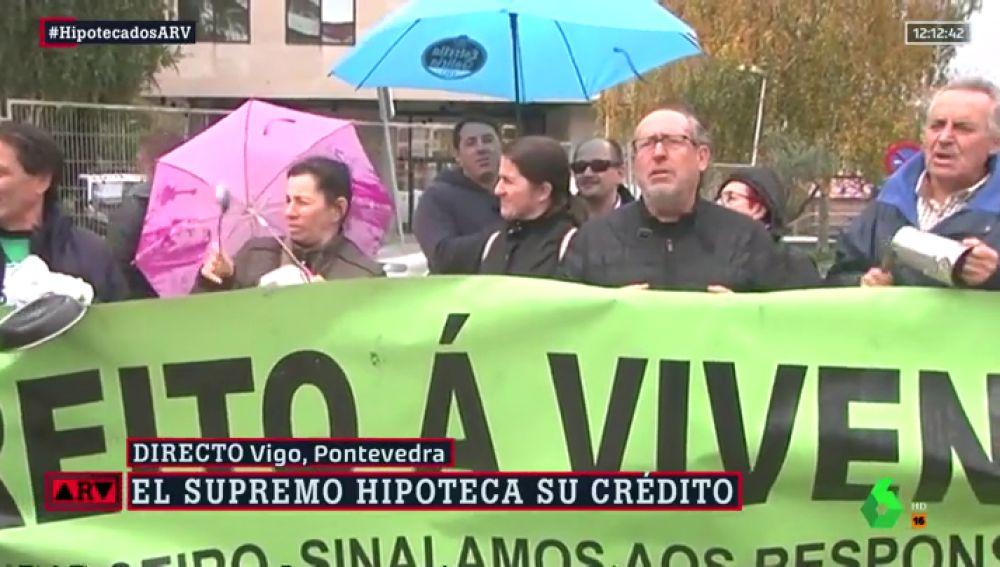 """Caceroladas en distintas ciudades de España contra la decisión del Supremo sobre las hipotecas: """"Lesmes dimisión"""""""