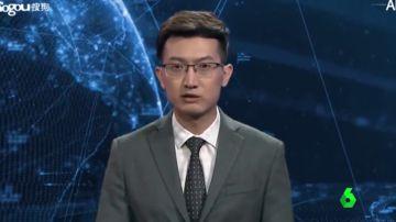 La inteligencia artificial se cuela en los informativos de China: dos avatares creados a partir de presentadores reales cuentan las últimas horas