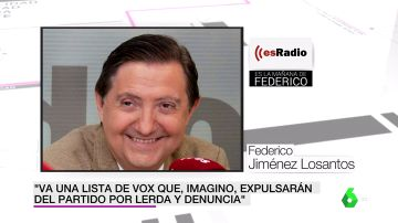 El periodista Jiménez Losantos