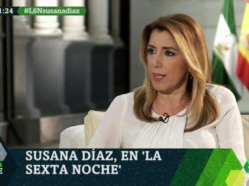 """Susana Díaz: """"El acento andaluz se utiliza para atacar de manera peyorativa en demasiadas ocasiones"""""""