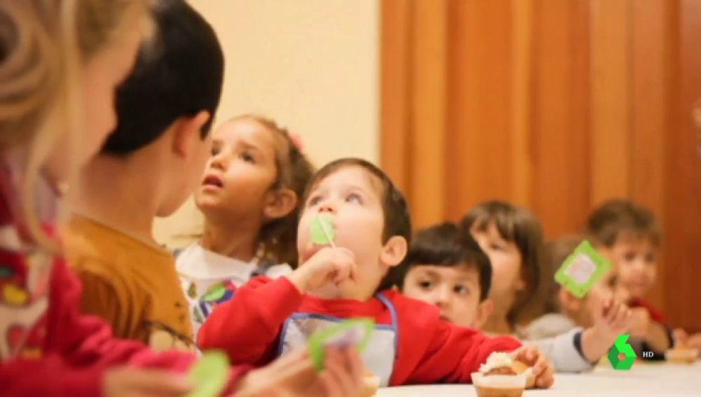 Sin carnes procesadas, con alimentos locales y más fruta: los nuevos menús  de los comedores escolares en Valencia