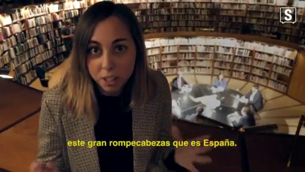 Esto es lo que ocurre entre bambalinas durante el rodaje de 'El rompecabezas español' en Salvados