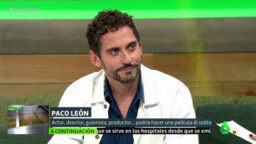 """Paco León, sobre su nueva serie: """"Queríamos hablar de la sexualidad femenina porque la mujer siempre se retrata como un objeto erotizante para follar"""""""