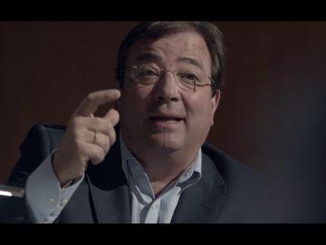 Guillermo Fernández Vara, en Salvados