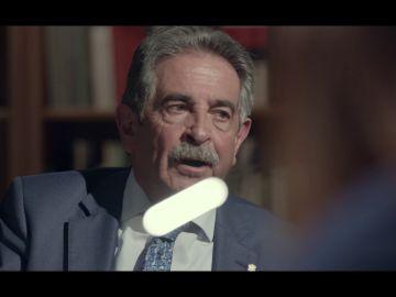 Miguel Ángel Revilla, en Salvados: el rompecabezas español