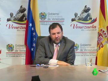 """El Gobierno de Venezuela pone en duda los datos del éxodo de ciudadanos en una entrevista con laSexta: """"Que nos manden los listados"""""""