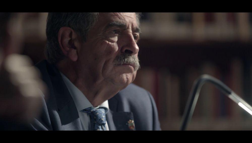 Revilla, en Salvados: el rompecabezas español