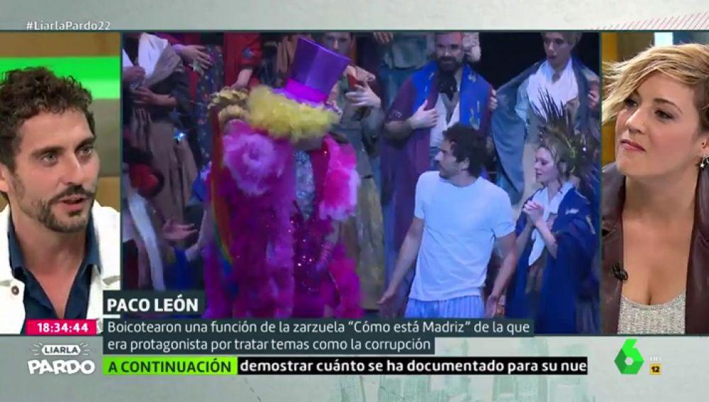 """El alegato de Paco León para defender la libertad creativa: """"El arte tiene que ser incómodo. Hay que poder hacer chistes de mal gusto"""""""