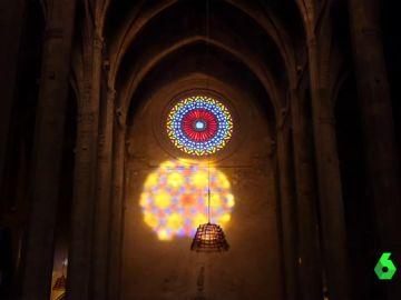 Cientos de personas acuden a la Catedral de Mallorca para