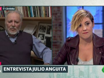 """Julio Anguita, sobre la sentencia del impuesto de las hipotecas: """"Los jueces se someten a presiones y no son tan imparciales"""""""
