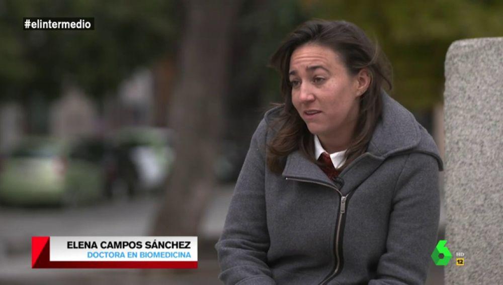 """Elena Campos, sobre la pseudociencia: """"Todos somos susceptibles de caer en sus redes por cuestiones de fe y desinformación"""""""