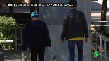 Los jóvenes detenidos por agredir sexualmente a una mujer y apuñalar a su pareja quedan en libertad