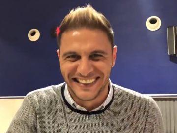 Joaquín, eufórico tras la victoria en el Camp Nou