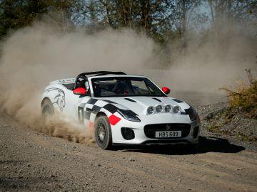 F-Type rally