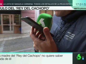 """Expediente Marlasca lozaliza a la madre de 'el rey del cachopo': """"No quiero saber nada de todo esto"""""""