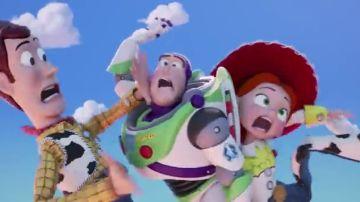 Las primeras imágenes de la esperada película Toy Story 4 desvelan un nuevo personaje: Forky