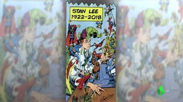 Los personajes de Marvel lloran la muerte de su padre, Stan Lee