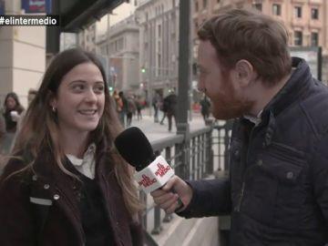 Los peatones de Madrid, a favor de las restricciones al tráfico de Carmena