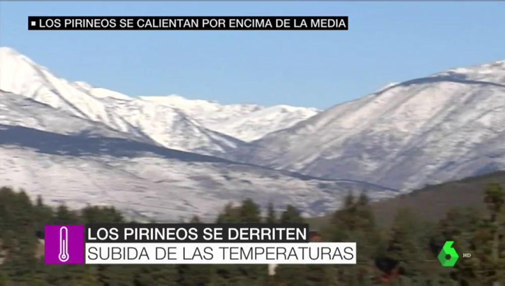 Más desprendimientos, incendios, inundaciones y aludes: los efectos del cambio climático en los Pirineosla