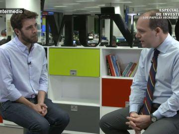 """Esteban Urreiztieta, sobre la Operación Kitchen: """"Hay anotaciones de las entregas de sobres y hablan de Acebes, Mayor Oreja y Rajoy"""""""