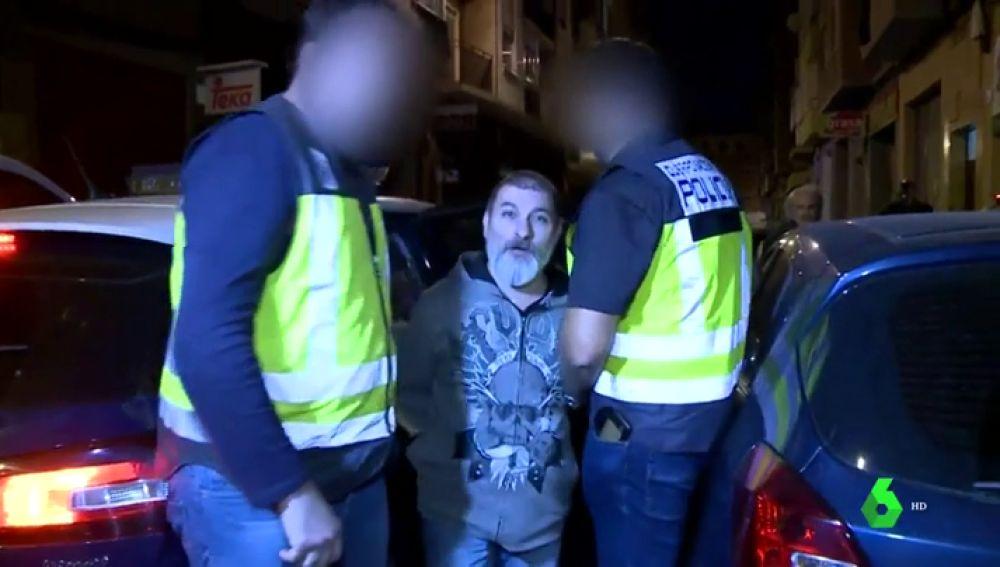 La detención de César Román Viruete, 'el rey del cachopo'