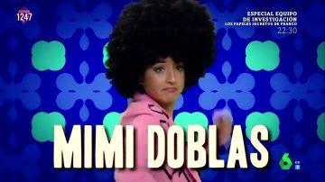 Mimi, en Zapeando