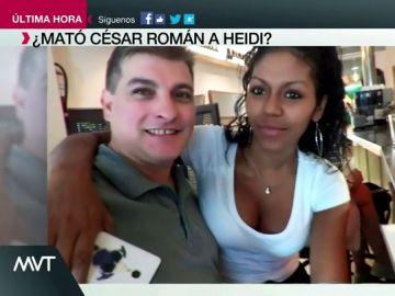 ¿Mató César Román a Heidi?: Así defiende el entorno de 'el rey del cachopo' su inocencia
