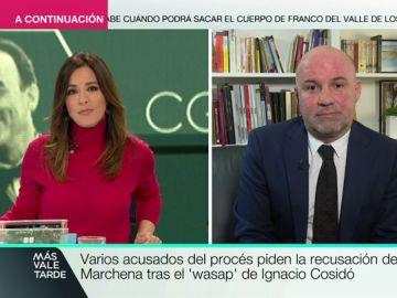 """Ignacio González, tras lo ocurrido con Cosidó: """"No sólo hay que mirar a la clase política. Si hay jueces que se prestan, hay que criticarlos"""""""