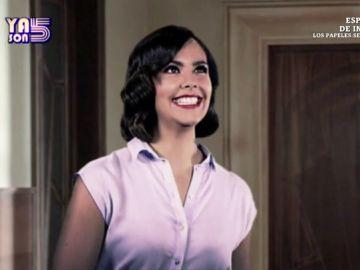 Cristina Pedroche en Velvet