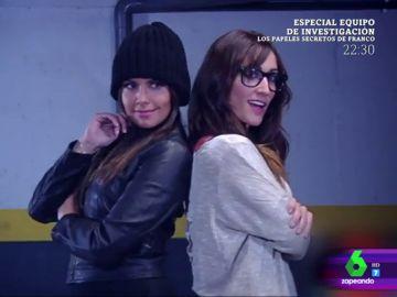El día que Cristina Pedroche y Ana Morgade se enfrentaron en un espectacular duelo de break dance