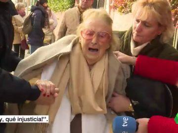 Desahucian a Mary, la anciana de 99 años que denunció a su nieto por venderle su casa y robarle dos millones de euros