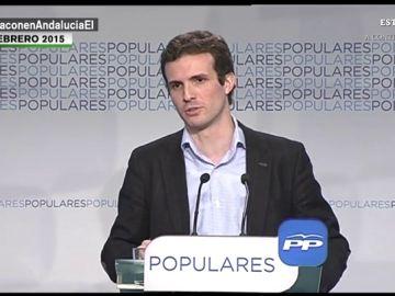 Cuando el Partido Popular defendía el Gobierno de la lista más votada: así se excusan tras las elecciones andaluzas
