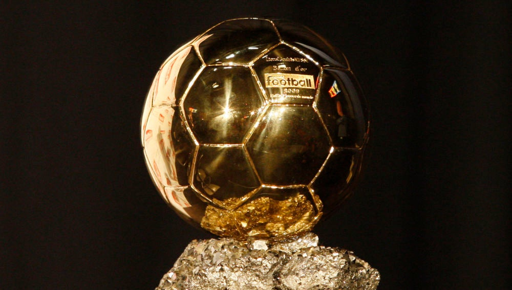 El Balón de Oro de 'France Football'