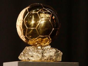 El Balón de Oro de 'France Football'
