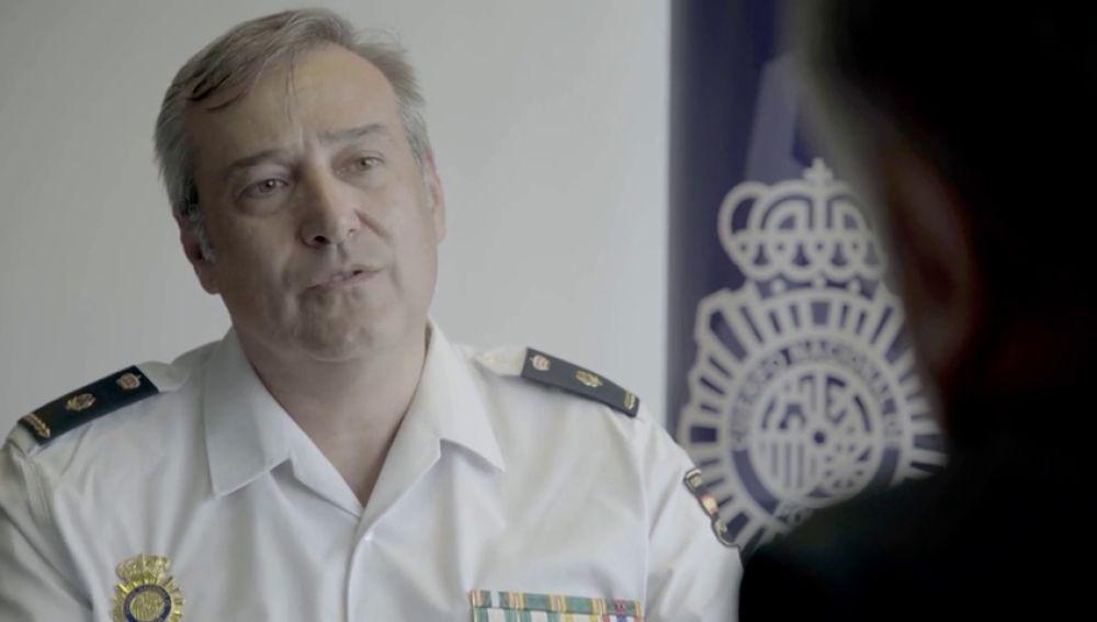 """Francisco Matesanz, inspector jefe de la Policía Judicial de Marbella: """"No tenemos tantas patrulleras como medios tienen los narcotraficantes"""""""