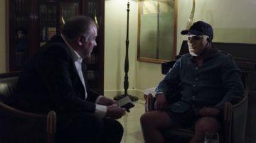 Ferreras entrevista a un 'capo'