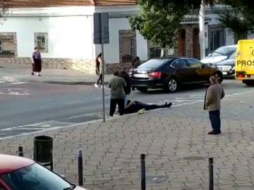 Las sobrecogedoras imágenes del tiroteo entre clanes gitanos que deja tres heridos en Barcelona