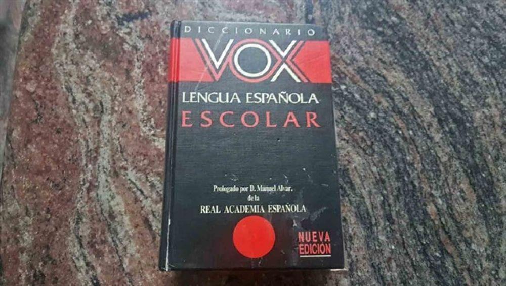 Diccionario de Vox