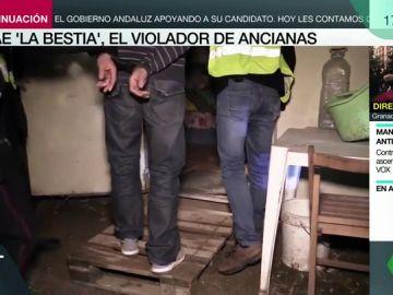 Detenido en Barcelona un hombre tras agredir sexualmente a tres ancianas de 90 años y dejar ciega a una de ellas