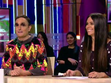 Josie y Cristina Pedroche