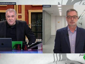"""Villegas avisa a Juanma Moreno: """"No va a ser presidente alguien de un partido que tiene casos de corrupción pendientes en los juzgados"""""""